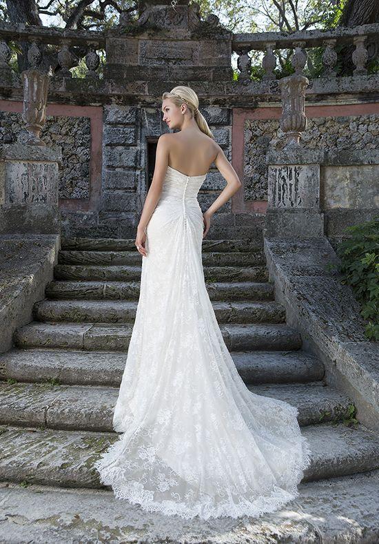 Sincerity Bridal 3908 A-Line Wedding Dress