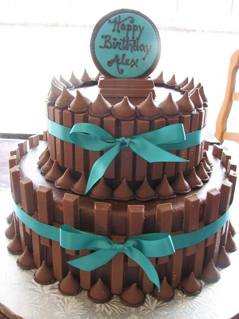Special Occasion Cakes by Charles Street Bakery, via Flickr