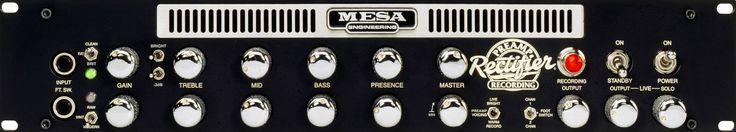 Mesa Boogie Rectifier Recording Pre-Amp
