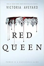 4.Red Queen, written by Victoria Aveyard. This book is part of a 4 book series (which each book is wonderful). The protagonist Mare goes from a dirty, muddy red to a silky, clean , lying red.