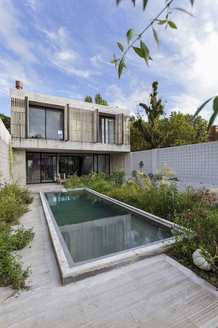 7 besten Nachhaltiges Haus um einen senkrechten Garten gebaut Bilder ...