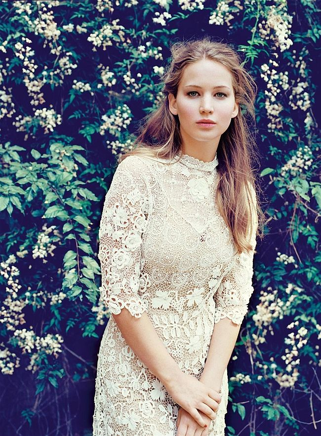Pop Culture And Fashion Magic: Jennifer Lawrence – a lovable movie star