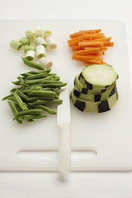 Riso pilaf con verdure al curry - Scuola di cucina - Donna Moderna