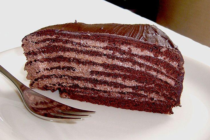 Geheime Rezepte: Prinz von Zamunda - Torte