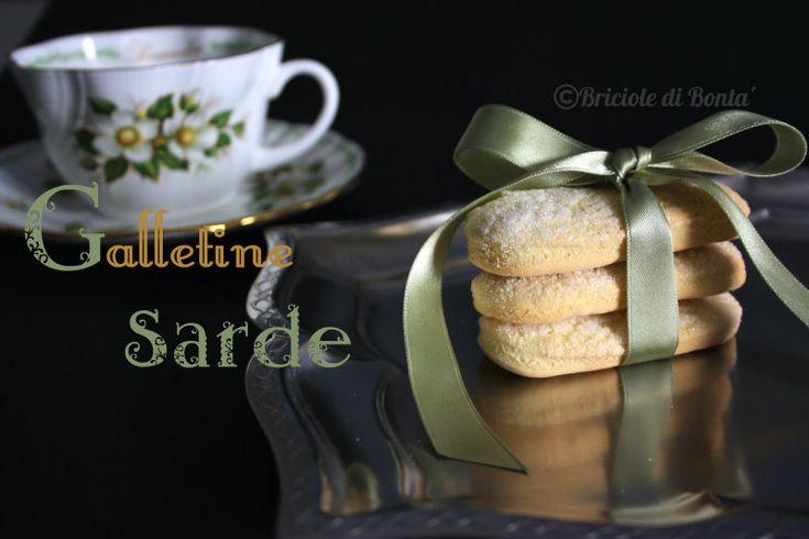 Biscotti sardi