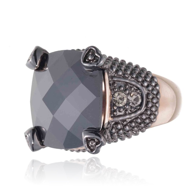 Hearts For Love Ring by Samantha Wills: Love Ring, 125 00 Rose, Rose Gold