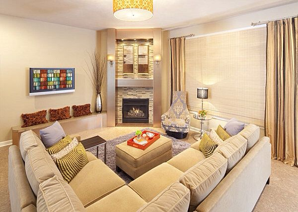 17 best images about corner fireplace living room for Living room 983