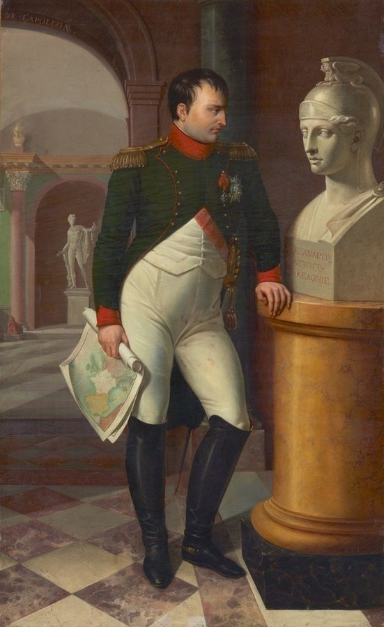 napoleon bonaparte the emergence of an Week 23: emergence of industrial society ids i purified the revolution (napoleon bonaparte) napoleon one of the greatest military leaders in history.