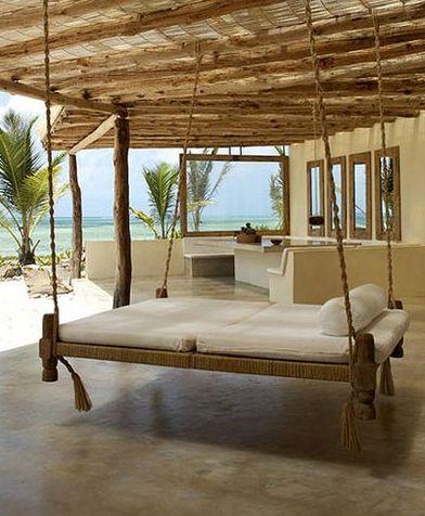 porch swing bed @covetlounge #covetlounge #design #decor #interiordesign #furniture