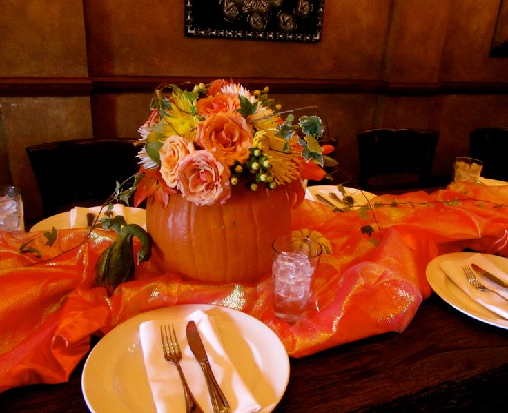 Best thanksgiving floral centerpieces images on