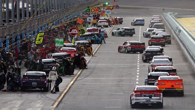nascar schedule results 2013