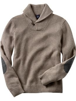 Men Men Shawl collar Cardigans Zips Sweaters Gap - Stylehive