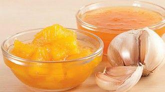 Salsa de Pina-recetas