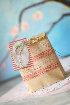 10 id es propos de cartes de r ponse de mariage sur for Petit sachet kraft mariage