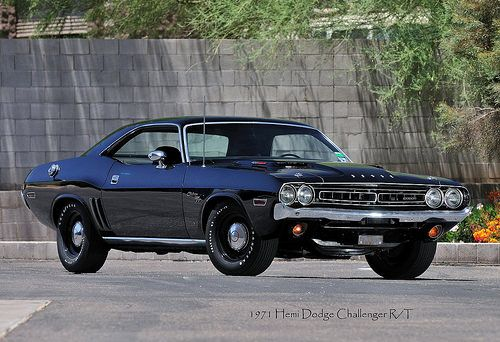 All sizes | 1971 Hemi Dodge Challenger R/T | Flickr - Photo Sharing!