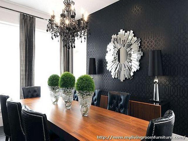 Nice Mirrors Living Room