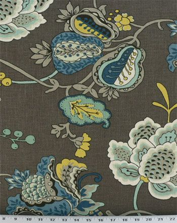 Leopold Aquamarine | Online Discount Drapery Fabrics and Upholstery Fabric Superstore!