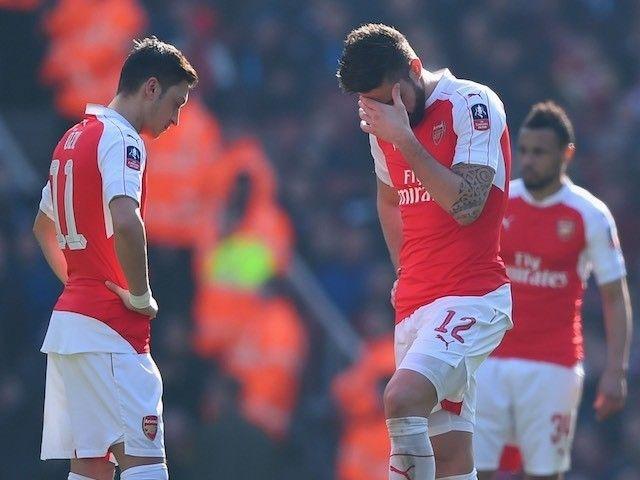 France boss Didier Deschamps singles out Arsenal's Olivier Giroud for praise