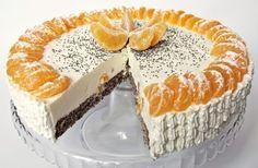 Mákos mandarintorta