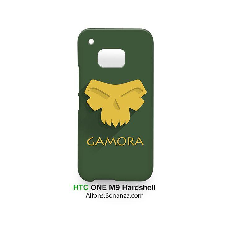 Gamora Logo Superhero HTC One M9 Hardshell