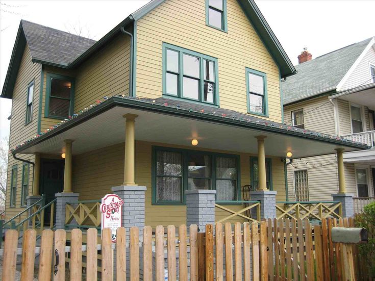 New Post a christmas story house museum