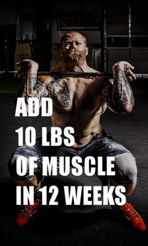 Trying to add 10 pounds of lean muscle? Here's what many Olympic athletes and pro bodybuilders do to add lean mass.