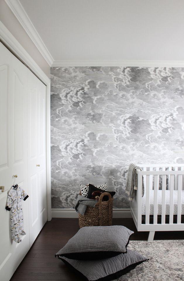 133 best Papier peint u2022 Chambre bébé images on Pinterest Nursery