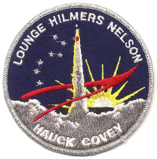 mission space patch 1984 - photo #20