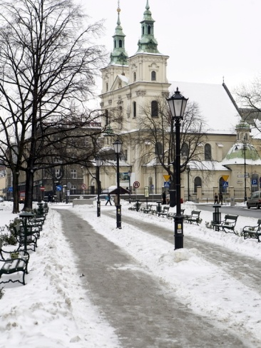 Krakow Historic Center, Poland