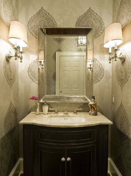 Powder Room Design, Pictures, Remodel, Decor And Ideas   Page 2
