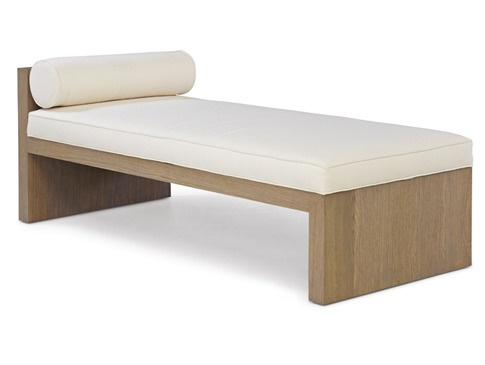 Prescott Chaise, Mitchell Gold + Bob Williams.