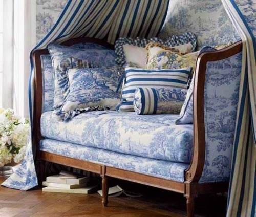 Bedroom Decorating Ideas Totally Toile: 229 Best Toile Guest Bedroom Ideas Images On Pinterest