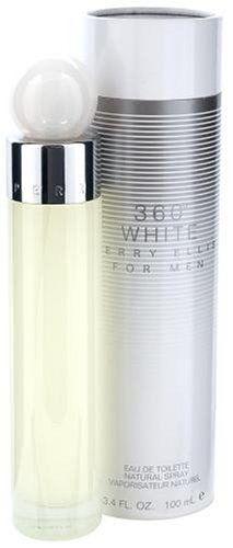 Perry Ellis 360 White By Perry Ellis For Men. Eau De Toilette Spray 3.4 Ounces - http://www.theperfume.org/perry-ellis-360-white-by-perry-ellis-for-men-eau-de-toilette-spray-3-4-ounces/
