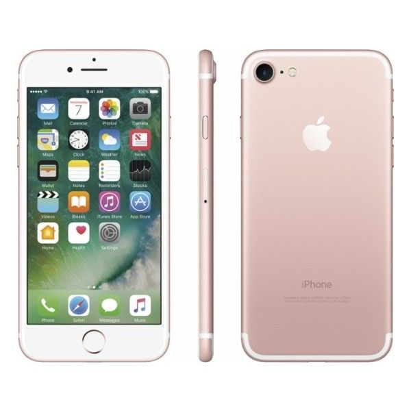 Apple Iphone 7 32gb Rose Gold Mn8k2ll A Best Buy 18 Liked On Polyvore Featuring Accessories And Tech Accessories Iphone Apple Iphone 7 32gb Iphone 7