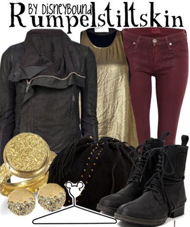 Rumplestiltskin (Once upon a time)