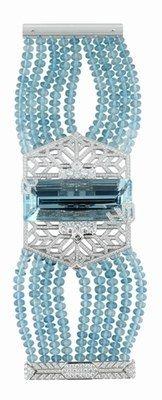 Bracelet Cartier : bijoux femme -  haute joaillerie 2009 de Cartier - Bijoux femme: haute- joaillerie  - bijoux luxe