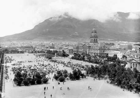Cape Town Grand Parade