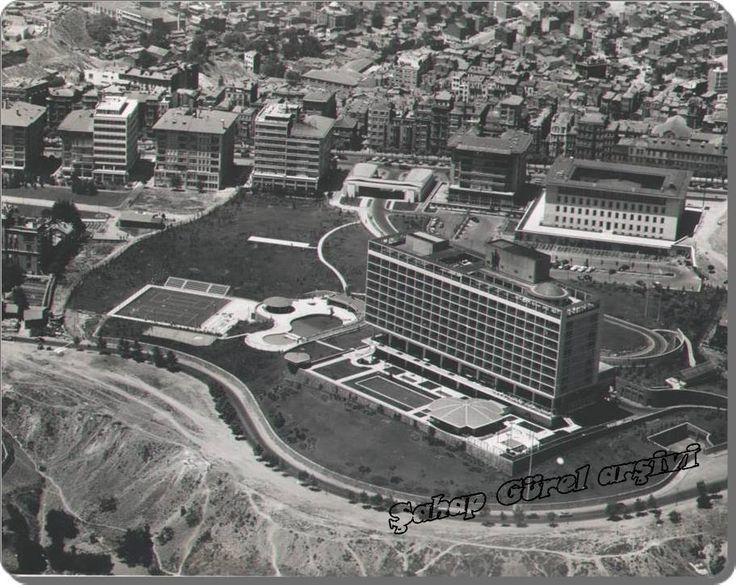 Hilton Oteli - 1955 - 1960