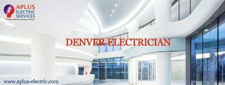 To solve electric correlated difficulty is big task and any device may be major thing that should be solving rapidly. A Denver electrician service supplier is a person or firm that provides geared up solutions to all types of evils related to the electricity system of your house. Hire them from aplus-electric.com;