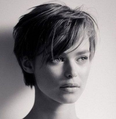 Pixie Cut For Fine Straight Hair Hair Color Ideas And Styles For 2018