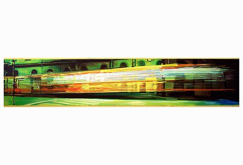 18.olio sobre lienzo,40cmx2m,2005 by u.loretta, via Flickr
