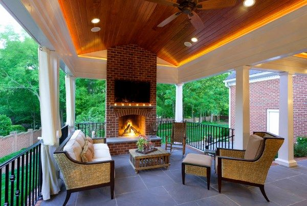 What is a veranda outdoor area furniture ideas