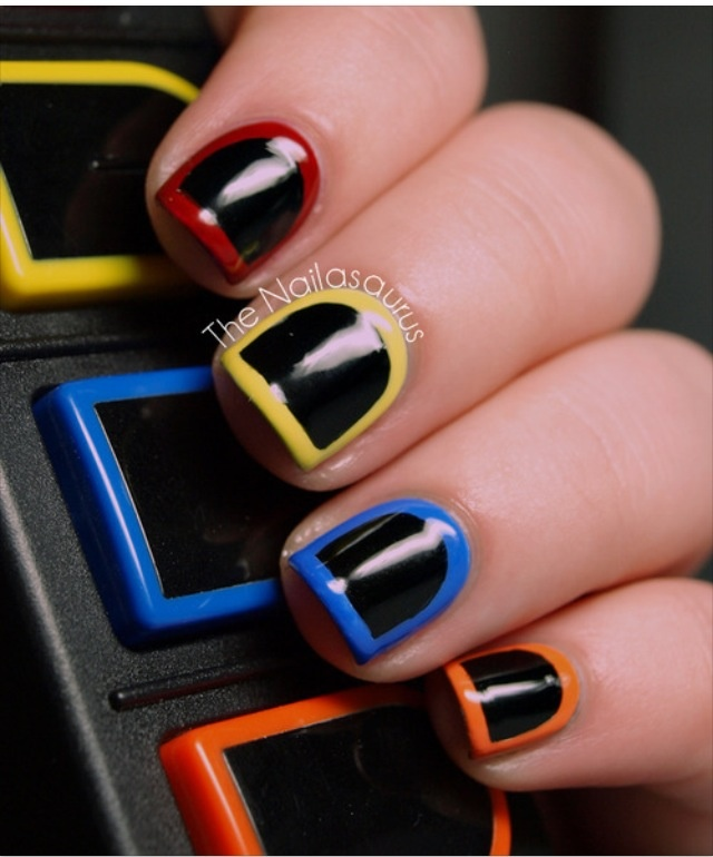 105 best nails images on Pinterest | Nail decorations, Nail scissors ...