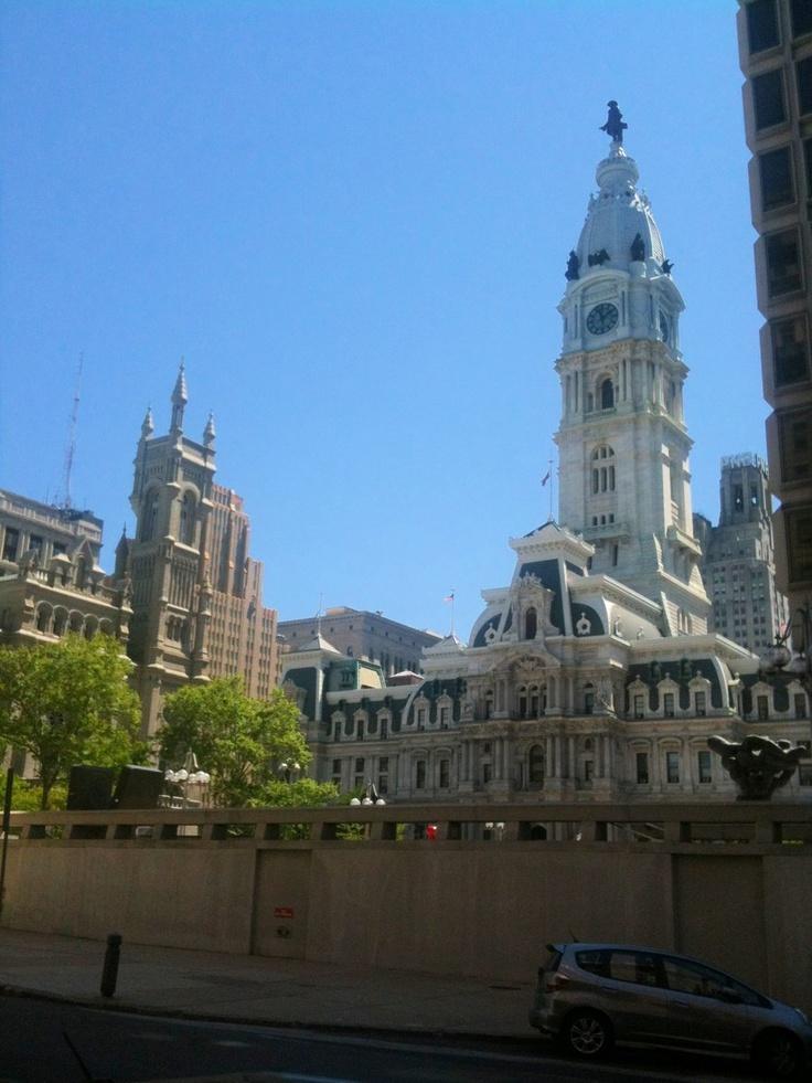 City Hall Skyline