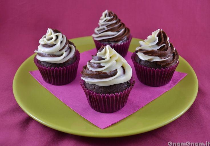 Cupcake al cioccolato - Gnam Gnam