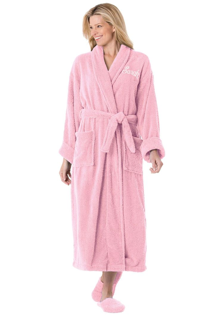 petite-terry-robe