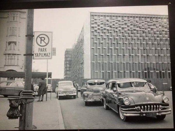 60'lar İSTANBUL #istanlook #nostalji #birzamanlar