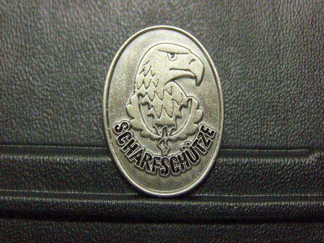 Pin Scharfschützenabzeichen Wehrmacht - 3,5 x 2,5 cm | Sammeln & Seltenes, Pins & Anstecknadeln, Pins, moderne | eBay!