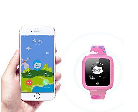 miSafes: Smart GPS Watch for Kids