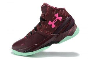 34a38117767 Mens Under Armour UA Curry Two Bhm Mojo Pink 1259007 602 Basketball Shoes